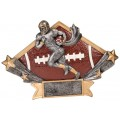 DSR54 Football Star Resin